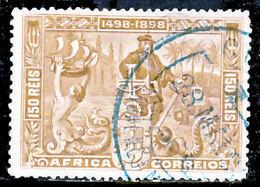 !■■■■■ds■■ Portuguese Africa 1898 AF#8ø Vasco Da Gama 150 Réis (x11852) - Africa Portoghese