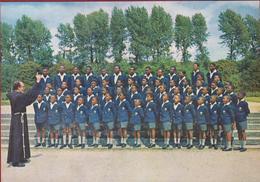 Bruxelles Expo 1958 - Pavillon Des Missions - Congo Belge Et Ruanda-Urundi - Troubadours Du Roi Baudouin - Belgisch-Congo - Varia