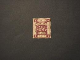 PALESTINA - 1918 PAID 5 P. - NUOVO(+) - Palestina
