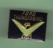 FORD *** THUNDERBIRD *** A003 - Ford