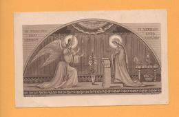 PLECHTIGE PROFESSIE GENT 1937 ZUSTER MARIE DÉSIRÉE / ROMANIE KERKHOVE - Devotion Images