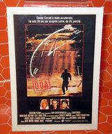 D. O. A.  CIAK MINI LOCANDINA - Manifesti & Poster