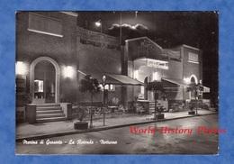 CPSM - MARINA Di GROSSETO - La Rotonda - Notturno - Grosseto