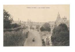 Chateau De Blois - Les Anciens Jardins - 237 - Blois