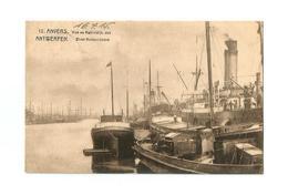 ANVERS. Vue Au Kattendijk, Dok.  ANTWERPEN. Zicht Kattendijkdok (1915). - Antwerpen