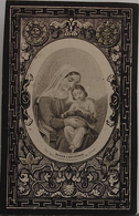 Joannes Baptista Van Eetvelde-zele-1868 - Devotion Images