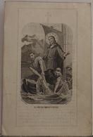 Priester Joannes Baptista Eeman-iddergem-mechelen-evergem-gent-sinay- Lokeren -1857 - Devotion Images