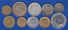 Monaco  10  Pieces - Monnaies & Billets