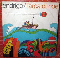 """ENDRIGO L'ARCA DI NOE'  COVER NO VINYL 45 GIRI - 7"""" - Accessori & Bustine"""