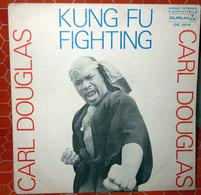 "CARL DOUGLAS KUNG FU FIGHTING   COVER NO VINYL 45 GIRI - 7"" - Accessori & Bustine"