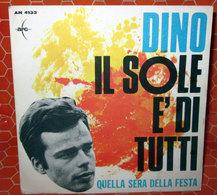 """DINO IL SOLE E' DI TUTTI   COVER NO VINYL 45 GIRI - 7"""" - Accessori & Bustine"""