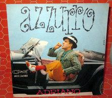 """ADRIANO CELENTANO AZZURRO   COVER NO VINYL 45 GIRI - 7"""" - Accessori & Bustine"""