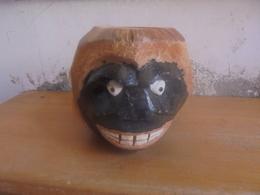 Vide Poche Noix De Coco - Artisanat Africain - Art Africain