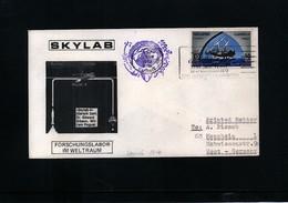 Kuwait Space / Raumfahrt Skylab  Interesting Letter - Asia