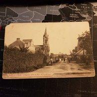 Sart-d'avril - L'Eglise Bâtie En 1876 (D) - Fernelmont