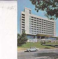 DAN CARAMEL, HAIFA, . ISRAEL'S DAN HOTEL. CIRCULEEE TEL AVIV TO ARGENTINE 1969- BLEUP - Israël