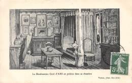 01 - Le Bienheureux Curé D'ARS En Prières Dans Sa Chambre - Ars-sur-Formans