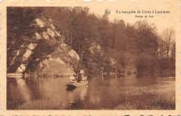 En Barquette De Chiny à Lacuisine - Rocher Du Hat - Chiny