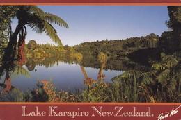 Postcard Lake Karapiro [ Reservoir ] Nr Hamilton North Island New Zealand My Ref  B23105 - New Zealand