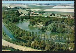 Cpm 8018254 Domaine Des Iles Offoy Vue Aérienne - France