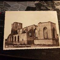Lincent - Ruines De L'Eglise Romano Gothique / Façade Sud (D) - Lincent