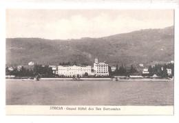 Italia, Stresa, Grand Hotel Et Des Iles Borromees, NV - Verbania
