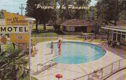 Louisiana Baton Rouge The Shades Motel 1961 - Baton Rouge