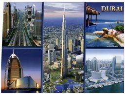 (255) UAE - Dubai (with Stamp) - United Arab Emirates
