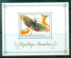 Rwanda 1973 Insects MS MUH - Autres