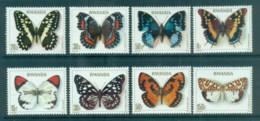 Rwanda 1979 Insects, Butterflies MUH - Rwanda