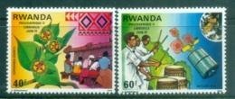 Rwanda 1979 PHILEXAFRIQUE MUH - Rwanda