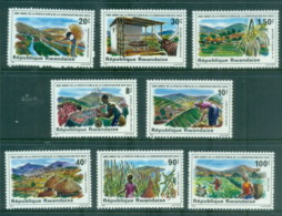 Rwanda 1980 Soil Conservation Year MUH - Rwanda