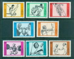 Rwanda 1980 Summer Olympics, Moscow MUH - Rwanda