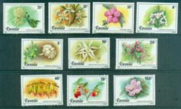 Rwanda 1981 Flowers MUH - Rwanda