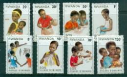 Rwanda 1981 SOS Children's Village MUH - Rwanda
