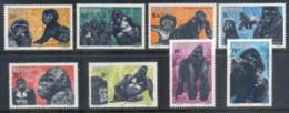 Rwanda 1983 Gorillas MUH - Rwanda