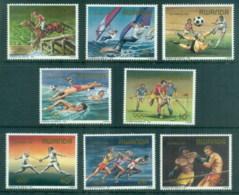 Rwanda 1984 Summer Olympics, Los Angeles MUH - Rwanda
