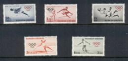 Ruanda Urundi 1960 Summer Olympics Rome MUH - Rwanda