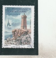 FRANCE 2018 PLOUMANAC H PERROS-GUIREC YT 5244 OBLITERE - Used Stamps