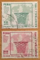 Peru - (o) - 1973 -  # 901/902 - Peru