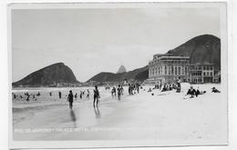 RIO DE JANEIRO - PALACE HOTEL COPACABANA - FORMAT CPA NON VOYAGEE - Rio De Janeiro