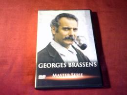GEORGES BRASSENS  ° UNE SELECTIONDES PLUS GRANDS TITRES DE GEORGES BRASSENS TIRES D'EXTRAITS D'EMISSION TV  12 TITRES - Concert & Music