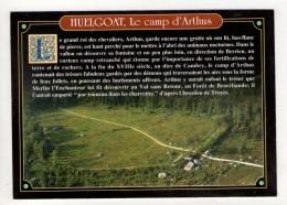 CP 10*15-EP1586-HUELGOAT LE CAMP D ARTUS - Huelgoat