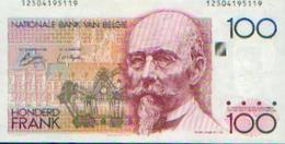 BELGIQUE : 100 Francs « BEYAERT » - état Neuf - [ 2] 1831-... : Belgian Kingdom