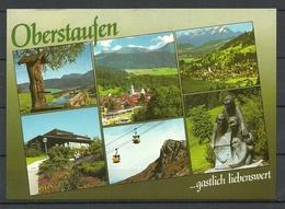 DEUTSCHLAND OBERSTAUFEN 2003 Gesendet Mit Briefmarke - Oberstaufen
