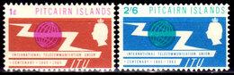 Pitcairn-0013 - Emissione 1965 (++) MNH - Senza Difetti Occulti. - Francobolli