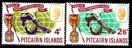 Pitcairn-0014 - Emissione 1966 (++) MNH - Senza Difetti Occulti. - Francobolli