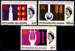 Pitcairn-0015 - Emissione 1966 (++) MNH - Senza Difetti Occulti. - Francobolli