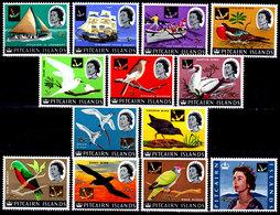 Pitcairn-0016 - Emissione 1967 (++) MNH - Senza Difetti Occulti. - Francobolli