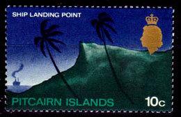 Pitcairn-0018 - Emissione 1969-72 (++) MNH - Senza Difetti Occulti. - Pitcairn